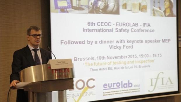 International Safety Conference – Atti dell'evento