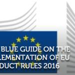 La BLUE GUIDE 2016