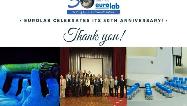 30° Anniversario della Federazione EUROLAB