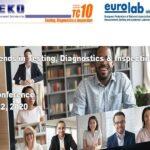 "IMEKO – EUROLAB Virtual Conference: ""Global Trends in Testing, Diagnostics & Inspection for 2030"" – 20-22 ottobre 2020"